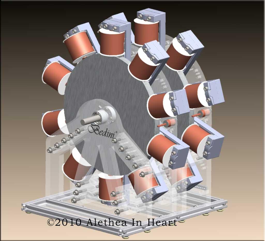 10 Energizer coils