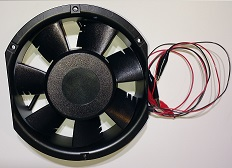 6 Inch Brushless Fan Kit