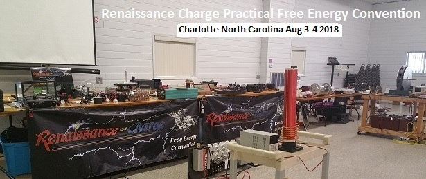 Aug 3-4 2018 Charlotte North Carolina Resonance Engineering Convention Workshop