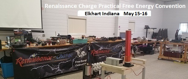 May 15-16 2020 Elkhart Indiana  Radiant/Æther Energy Harvesting Convention