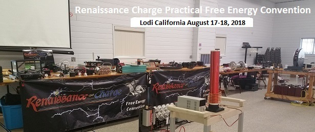 Aug 17-18 2018 Lodi California Resonance Engineering Convention Workshop