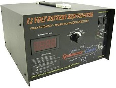 RC-30A12-240 12VDC 240VAC Industrial Rejuvenator Charger with Load Cycling feature